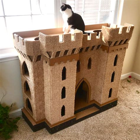 Diy-Castle-Playhouse-Plans