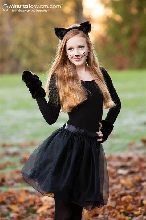 Diy-Cat-Costume-For-Teens