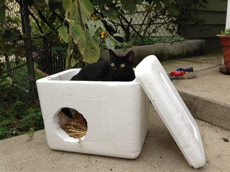 Diy-Cat-Shelter-Box