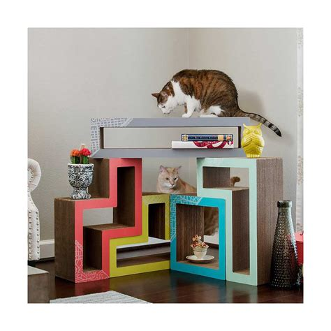 Diy-Cat-Tree-For-Small-Spaces