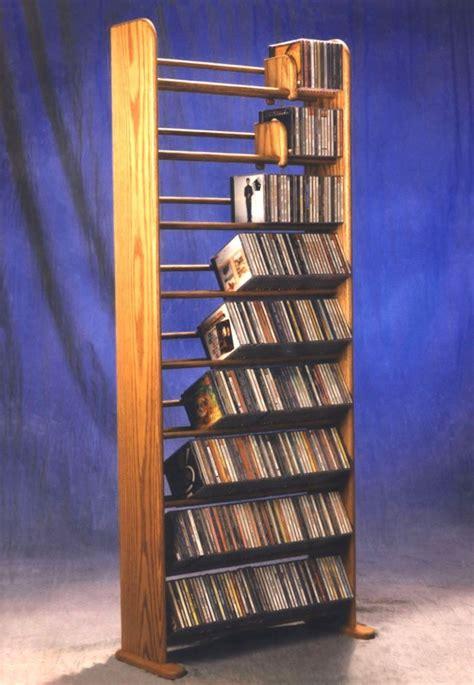 Diy-Cd-Storage-Rack