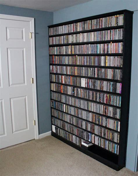 Diy-Cd-Storage-Shelves