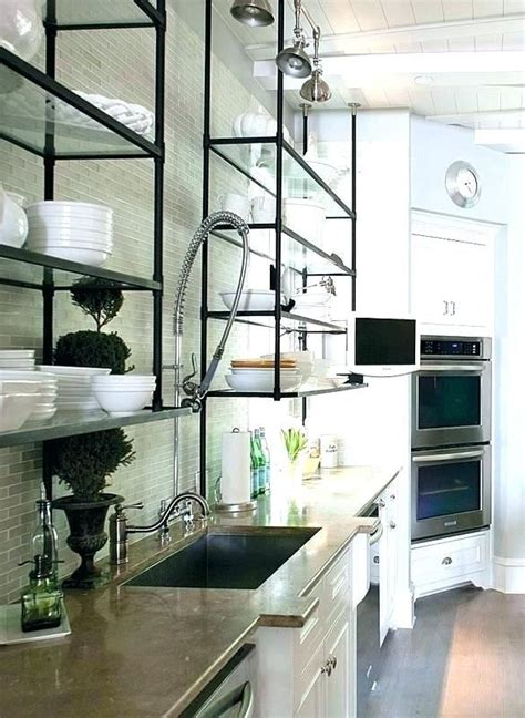 Diy-Ceiling-Mounted-Shelves