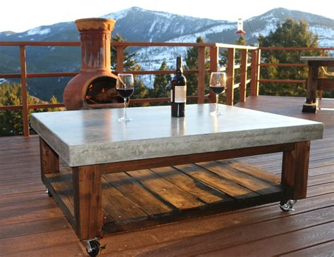 Diy-Cement-Top-Coffee-Table