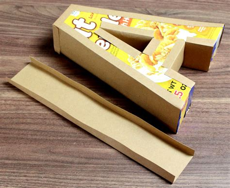 Diy-Cereal-Box-Letters