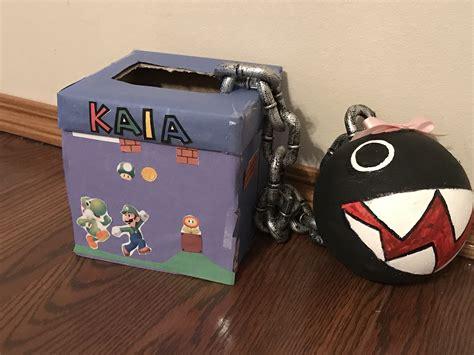 Diy-Chain-Chomp-Litter-Box