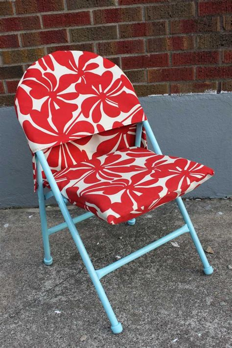 Diy-Chair-Covers-For-Metal-Folding-Chairs