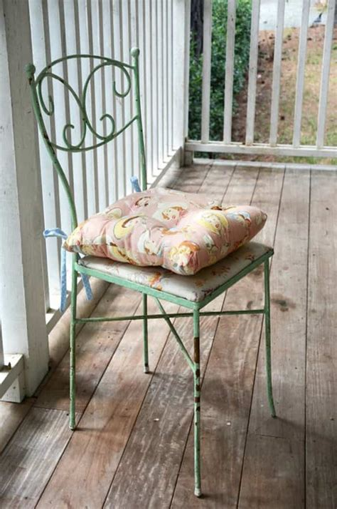 Diy-Chair-Pillow