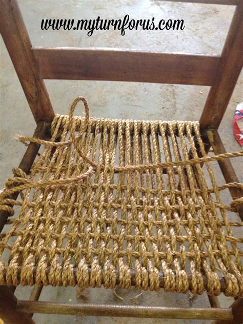 Diy-Chair-Seat-Weaving