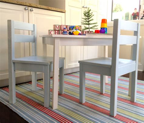 Diy-Chair-Table