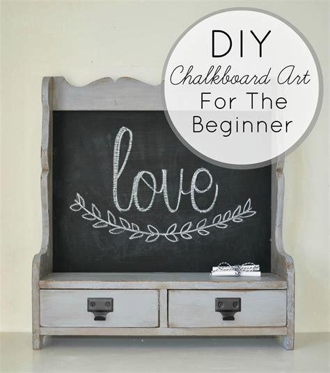 Diy-Chalkboard-Art