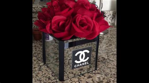 Diy-Chanel-Mirror-Box