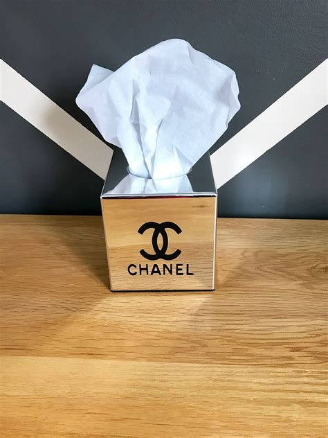 Diy-Chanel-Tissue-Box