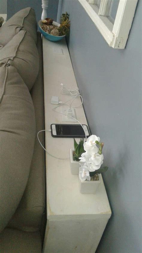 Diy-Charging-Station-Sofa-Table