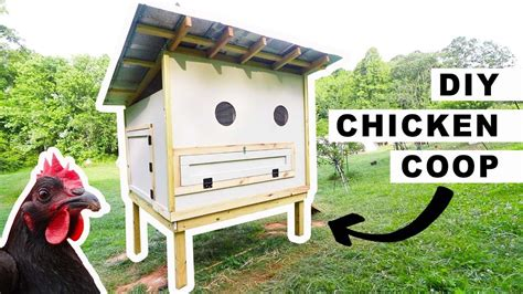 Diy-Chicken-Coop-For-25-Chickens