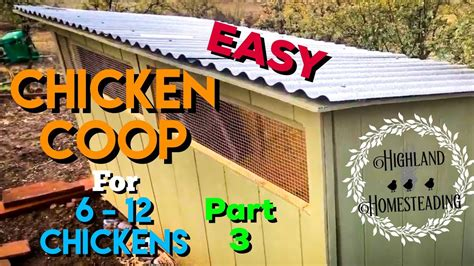 Diy-Chicken-Coop-For-6-Chickens