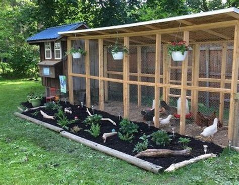 Diy-Chicken-Coop-With-Run