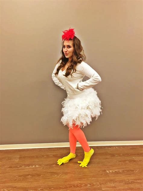 Diy-Chicken-Costume