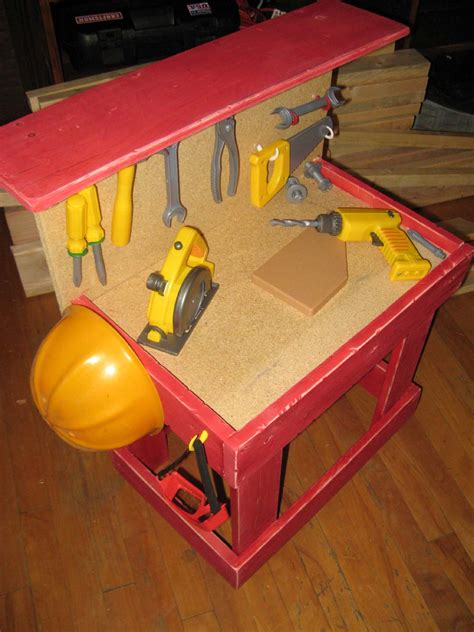 Diy-Childrens-Workbench