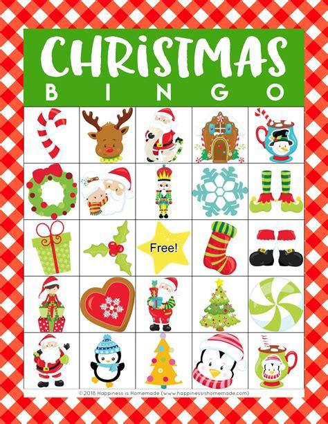 Diy-Christmas-Bingo