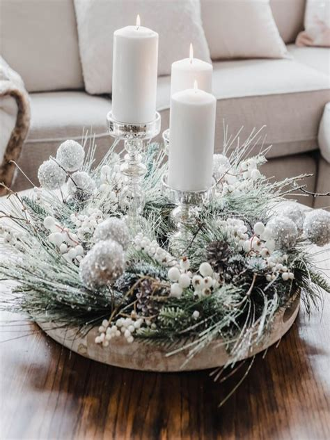 Diy-Christmas-Coffee-Table-Decorations