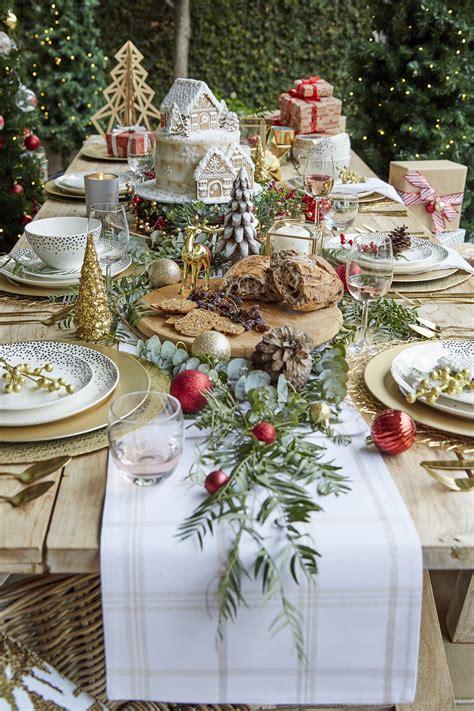 Diy-Christmas-Dinner-Table