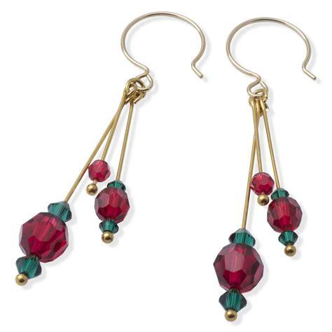 Diy-Christmas-Earrings