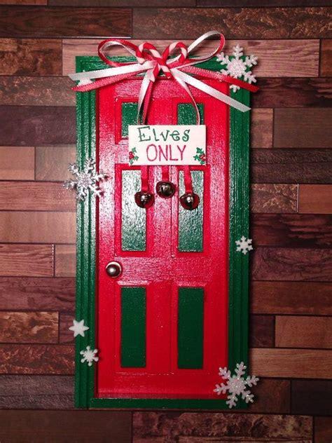 Diy-Christmas-Elf-Door