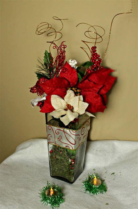 Diy-Christmas-Floral-Arrangements