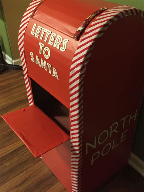 Diy-Christmas-Letter-Box