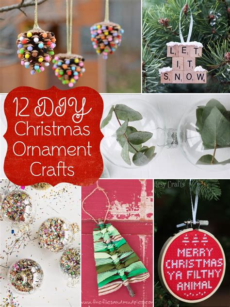 Diy-Christmas-Ornament-Projects