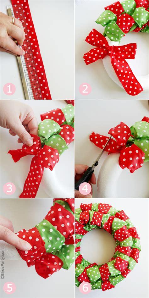 Diy-Christmas-Ribbon-Wreath