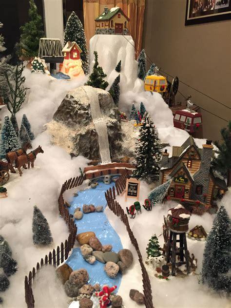 Diy-Christmas-Village-Decorations
