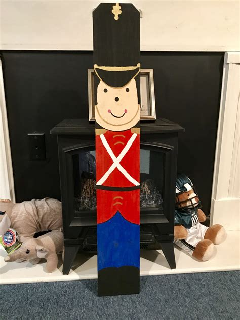 Diy-Christmas-Wooden-Toy-Soldier