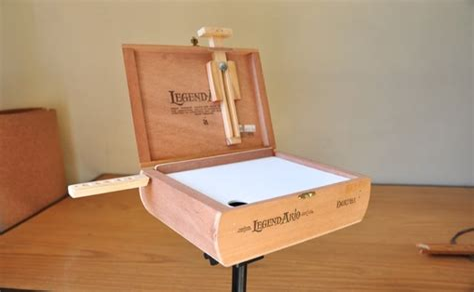 Diy-Cigar-Box-Pochade