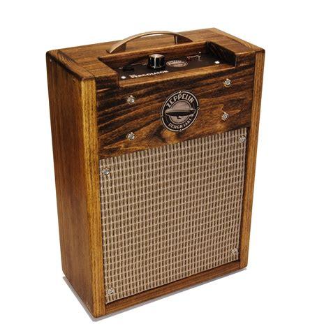 Diy-Cigar-Box-Tube-Amp