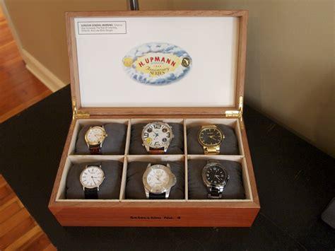 Diy-Cigar-Watch-Box