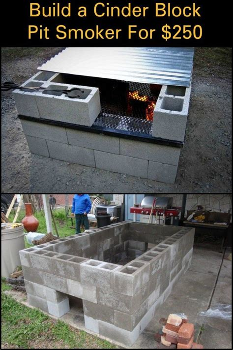 Diy-Cinder-Block-Smokehouse