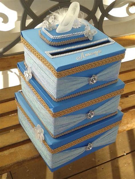 Diy-Cinderella-Card-Box