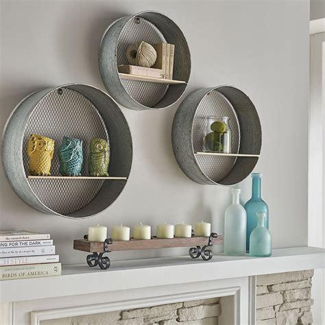 Diy-Circular-Wall-Shelf