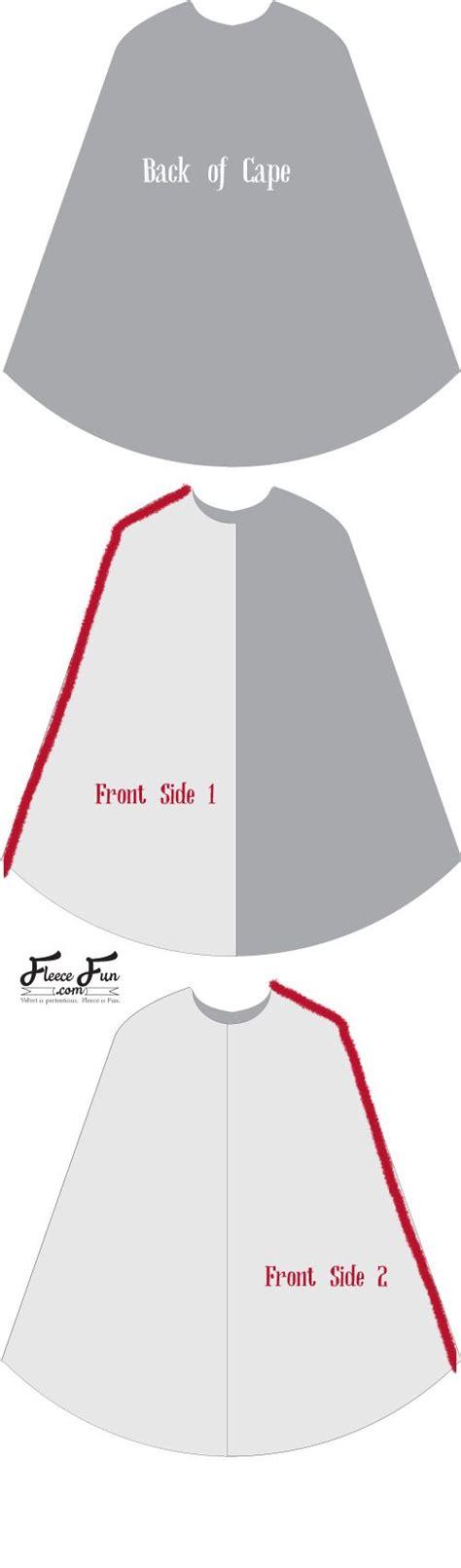 Diy-Cloak-Pattern