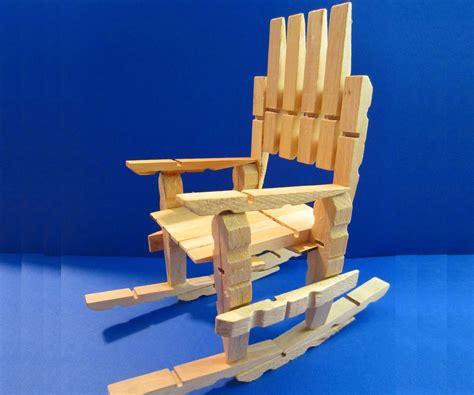 Diy-Clothespin-Rocking-Chair