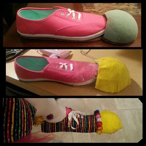 Diy-Clown-Shoes