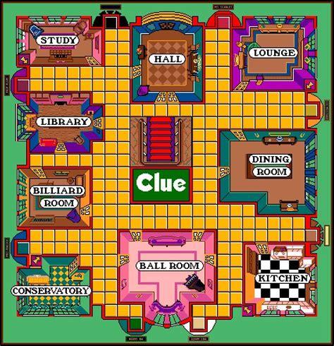 Diy-Clue-Game