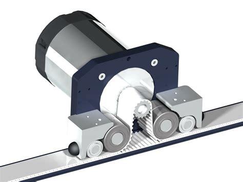 Diy-Cnc-Plasma-Table-Belt-Drive