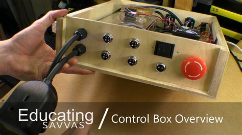 Diy-Cnc-Router-Control-Box