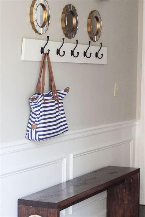 Diy-Coat-Rack-On-Wall