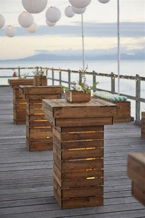 Diy-Cocktail-Bar-Table