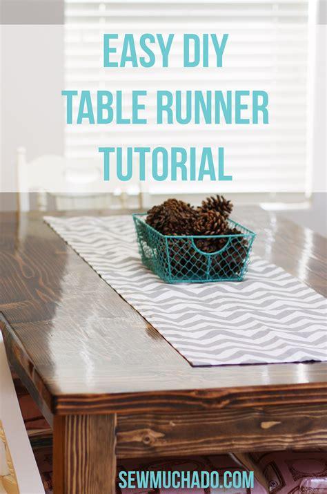 Diy-Coffee-Table-Runner