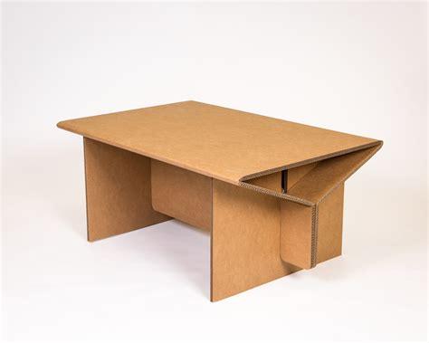 Diy-Coffee-Table-With-Cardboard